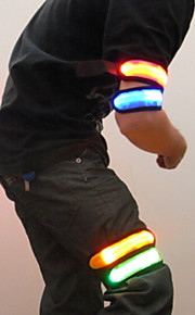 LED Light Adjustable Outdoor Sports Arm Band Cycling Running Arm Band