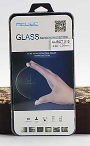 vidrio templado x15 cubot