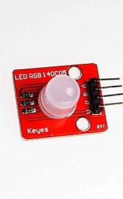 Full-Color LED Module Electronic Building Blocks 10mm Bright Full-color LED New
