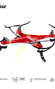 HuanQi 894 4CH 6 axis RC Quadcopter 2.4G White / Red / Blue RC Drone with Headless Mode