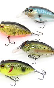 Mizugiwa Fishing Lure Plastic Hard Bait Bass Crankbait Fishing Tackle Crank Deep Diver 0m-5m 9.6g 73mm