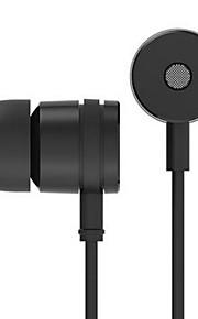 Xiaomi 3.5mm douszne słuchawki z mikrofonem i słuchawkami swtch utworu