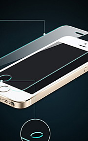 anti-scratch ultra-tynne herdet glass skjermbeskytter for iPhone 5 / 5s / 5c