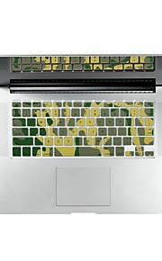 "camouflage design tastatur cover skin til MacBook 11 ""luft"