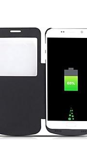nota 5 esteso cassa di batteria ricaricabile con capacità di 4200mAh per sumsung Galaxy Note 5