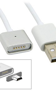 CY® Magnetic Micro USB Cable to USB 2.0 for Samsung/Xiaomi/Huawei