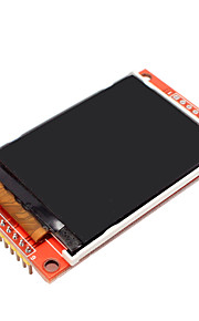 2.2 Inch SPI 240 x 320 TFT Color LCD Module Compatible 5110 4 IO for Arduino