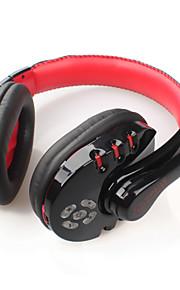 headband auricolare senza fili bluetooth con la cuffia microfono stereo
