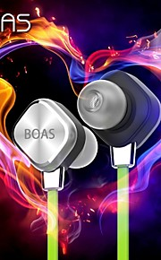 New Arrive BOAS LC-999 Fashion Wireless Bluetooth 4.1 Stereo Earphone Sport Headphone Studio Music Headset microphone
