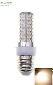 sencart e27 b22 e14 g9 GU10 12w 72 x 5630smd 1200lm varm hvit / kaldhvit LED lyspærer (220-240)