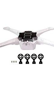 Generel Generel Gratis X FX4-039 Dele Tilbehør RC quadrokopter / Droner Hvid