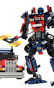 Autobot model samle mursten toysgudi byggesten film transf legetøj robot bum legetøj børn legetøj blebee 8713