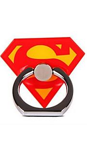 super man metallring justerbar hållare för iPhone&samsung