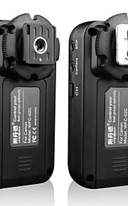 Sidande WFC-02C Wireless Flash Trigger 2.4 GHz 3 Groups 5 Channels for Canon 5D3 6D 60D 7D 70D 600D 700D 100D EOS DSLR