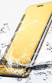 coperture del telefono specchio multicolore per il Galaxy Note 4/5 nota