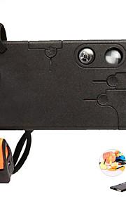 18 in1 Multifunctional Outdoor Survival Card Pocket Knive Tool - Black