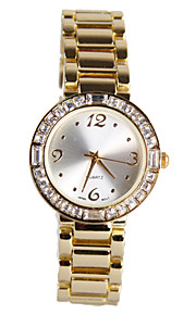 Fashion Gold Diamond Ladies Watch Cool Watches Unique Watches