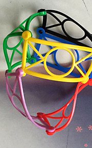 geometical dragnings formade sömnad byggstenar byggsats DIY leksaker