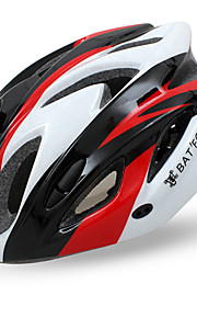 BATFOX Lightweight Safety Riding Helmet Mountain Bike Helmet Road Cycling Equipment Male and Female -F617