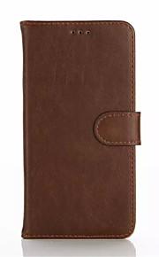 Per Samsung Galaxy Custodia Porta-carte di credito / Con supporto / Con chiusura magnetica / A calamita Custodia Custodia posteriore