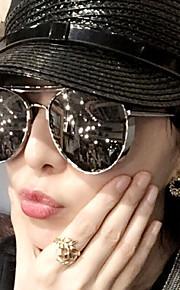 Solbriller mænd / kvinder / Unisex's Sport / Moderne / Mode / Pilot / Polariseret Overdimensionerede Flerfarvet Solbriller Full-Rim
