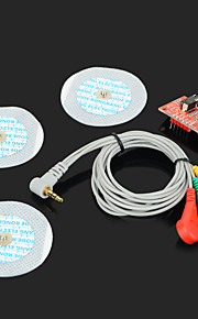 Ecg Module AD8232 Ecg Measurement Pulse Heart Ecg Monitoring Sensor Module Kit