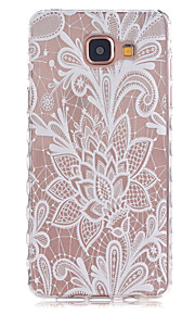 Chinese Cabbage Pattern Slip TPU Phone Case For Samsung Galaxy A3(2016)/A5(2016)
