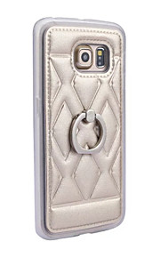 samsung galaxy s6 ring beugel shell telefoon samsung s6 rand all-inclusive telefoon geval voor samsung s6 / s6edge / plus