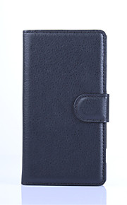 caso del tirón de la PU carpeta de cuero para Nokia Lumia 930