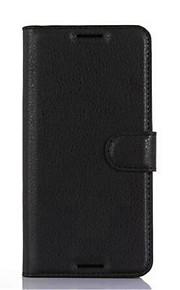 HTC 욕망 (530) 휴대 전화에 대한 양각 카드 지갑 브래킷 형 보호 슬리브