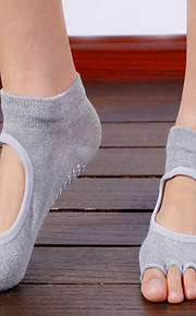 Non-Slip Backless Five Fingers Yoga Socks