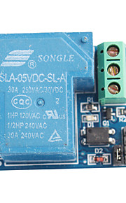 5V 30A A Type Optoelectronic Coupling Relay Module