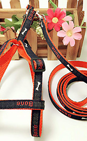 Pet Cowboy Jacquard Leashes