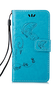 Butterflies Around Open Wallet Holster for iphone 6/6s(Assorted Colors)