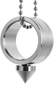FURA Outdoor EDC Self-Defense Pendant Single-Finger Ring - Silver