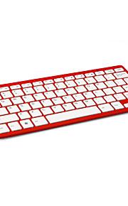 ultratynde mini bluetooth trådløst tastatur til Apple iPad luft 2 / iPad luft / ipad mini / ipad 2/3/4 / iphone 6 plus / 5s