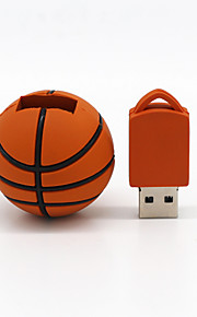 Cartoon Basketball USB 2.0-Flash-Laufwerk 16 GB Memory-Stick bietet High-Speed-USB 2.0-Flash-Speicher-Laufwerk u Plattenspeicher