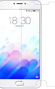 nillkin hd anti fingeraftryk film indstillet til meizu charme blå note 3 mobiltelefon