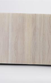 """grão de madeira projeto fosco duro da tampa do caso de corpo inteiro para MacBook MacBook Pro 13 """"/ 15 '' com retina"""