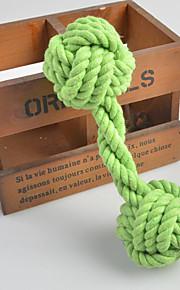 Cães Brinquedos Brinquedos para roer Durável / Boca de Sino Téxtil Multi-Côr