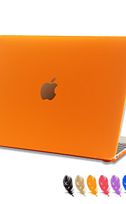 "Matte  Plastic Hard Full Body Case Cover for  MacBook  Air 11"" /13""(Assorted Colors)"