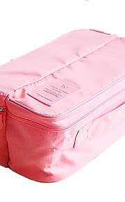 Travel Packing Organizer / Inflated Mat Portable Travel Storage Fabric Pink / Orange / Grey / Blue / Red