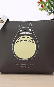 Totoro Pattern PU Leather Change Purse(1 PCS Random Pattern)