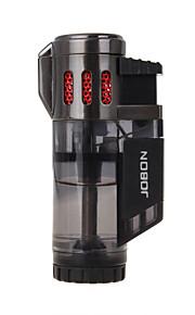 6764 jobon gjennomsiktig lettere kaffe / svart / hvit