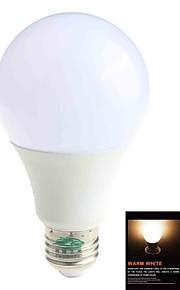 1 stk. Zweihnder E26/E27 7W 14 SMD 5730 560 lm Kjølig hvit A60(A19) Dekorativ LED-globepærer AC 85-265 V