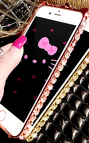 luxe diamante metal bumper voor iPhone 6
