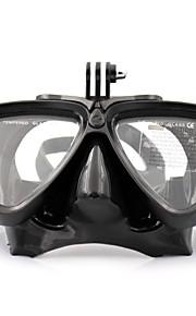 Camera Diving Glasses Mask for GoPro Hero 4  SJ6000  Xiaomi Xiaoyi