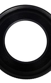 newyi® ES52 metal modlysblænde skygge for Canon EF 40mm ef f / 2.8 STM pandekage 52mm erstatte Canon ES-52