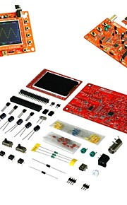 "DSO138 2.4"" TFT Handheld Pocket-size  Kit DIY Parts for Oscilloscope Electronic Learning Set Raspberry pi 2"