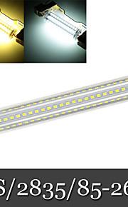 1 stk. Ding Yao R7S 20W 144LED SMD 2835 1200-1300 lm Varm hvit / Kjølig hvit Innfelt retropassform Dimbar LED-kornpærer AC 85-265 V